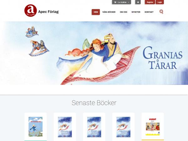 Apec Publishing – Sweden