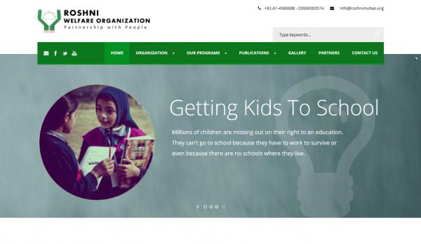 Roshni Organization – NGO