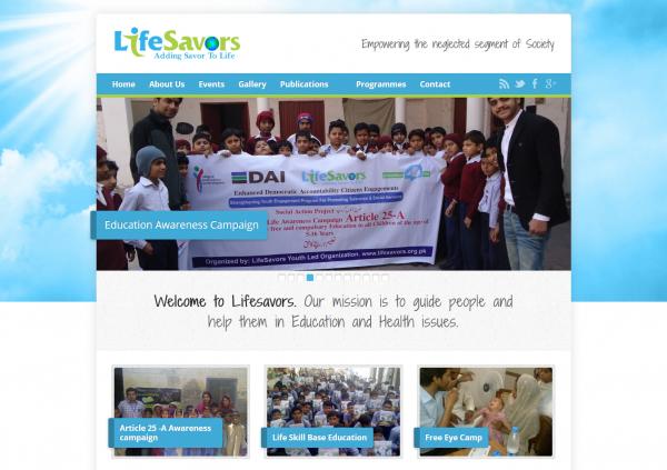 Life Savors – NGO