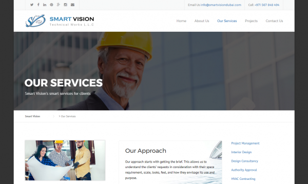 Smart Vision Dubai